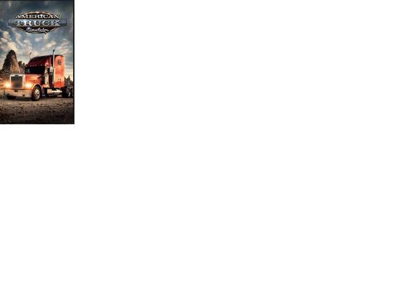 American Truck Simulator-pc-dvd (midia Fisica)