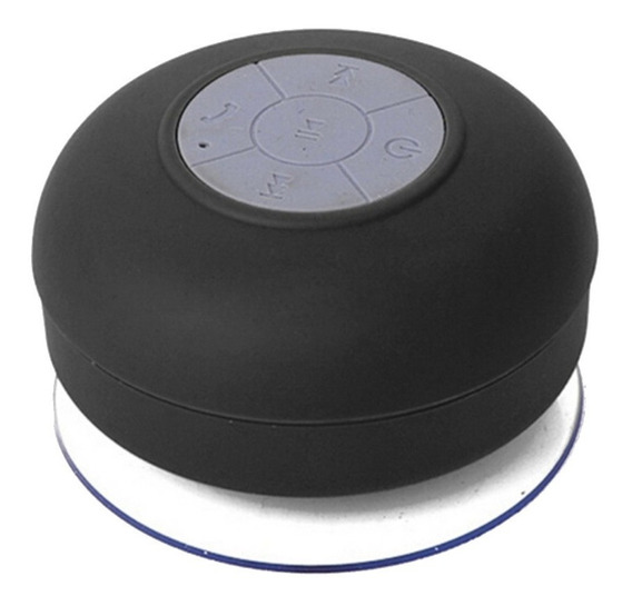 Caixinha Mini Speaker Compacta Pequena Portátil Mp3 Som Azul
