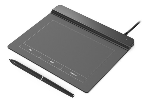 Tableta Gráfica De Dibujo Ugee Cs06 Signature Tablet