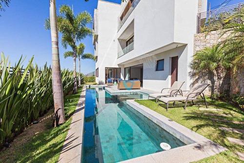Casa À Venda, 520 M² Por R$ 4.900.000,00 - Tamboré - Santana De Parnaíba/sp - Ca1279