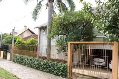 Casa Em Nonoai Com 4 Dormitórios - Bt7363