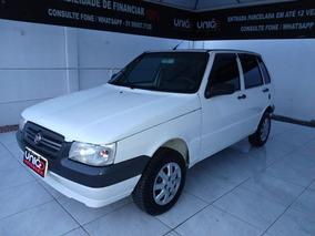 Uno Mille 1.0 Economy Ano 2008/2009