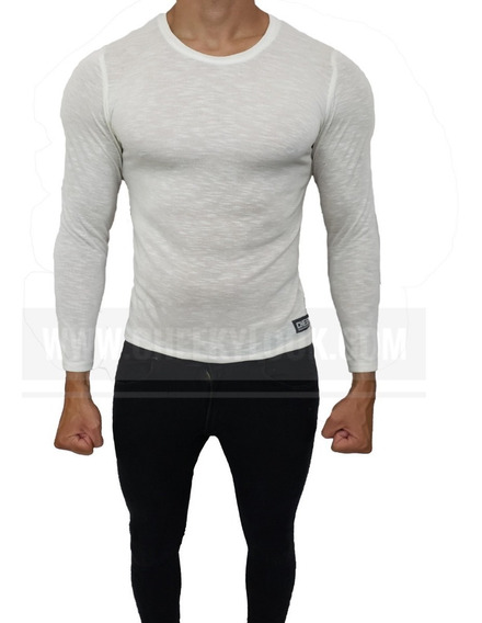 Conjunto Casual Jeans Slim Y Sweater H&m Hombre