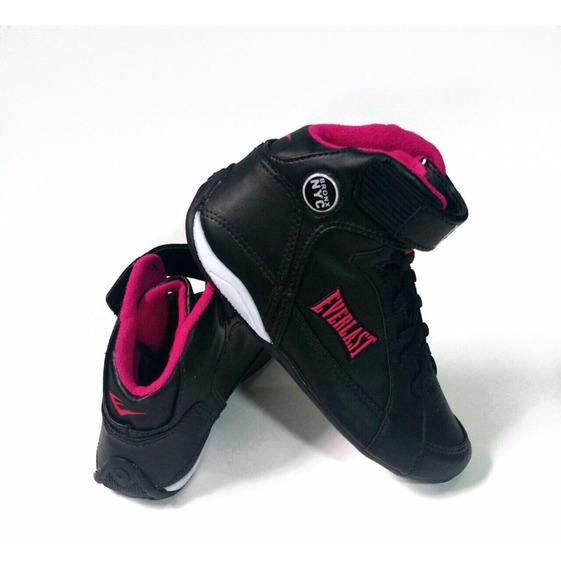 Bota Junp Boxe Masculino Feminino Promoção 34 E 35