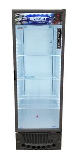 Heladera Exhibidora Vertical Briket 5000 Premium