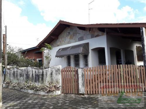 Imagem 1 de 15 de Casa Para Venda Em Peruíbe, Centro, 3 Dormitórios, 1 Suíte, 1 Banheiro, 4 Vagas - 2458_2-898052
