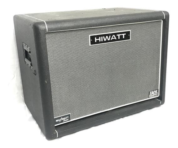Caixa Gabinete Hiwatt B210h Baixo Falante Fane - Usada!!
