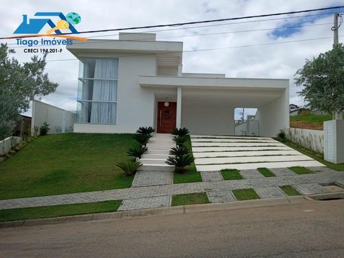 Casa A Venda Em Condomínio Em Atibaia - 559