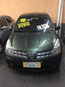 Nissan/livina Automática(fielder,sw,weekend,sentra,tiida,civ