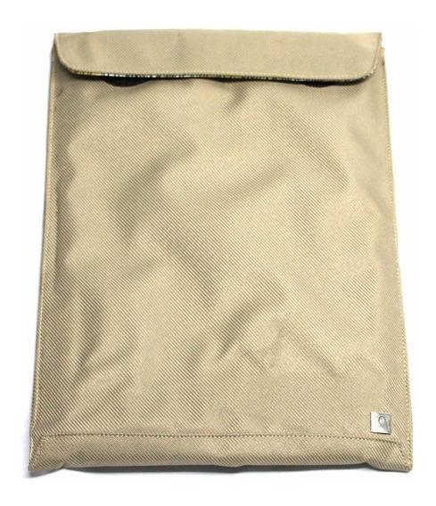 Bag Para Notebook Até 15 Bege - Quest - Seminovo