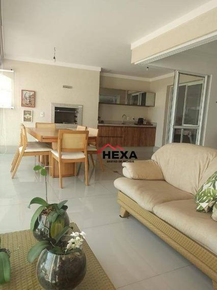 Apartamento Com 3 Quartos, 3 Vagas De Garagem Individuais, Nascente, Setor Marista, Goiânia - Ap0393