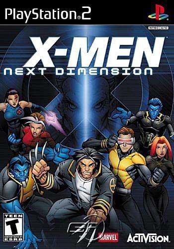 X-men Next Dimension - Playstation 2 (frete Único)