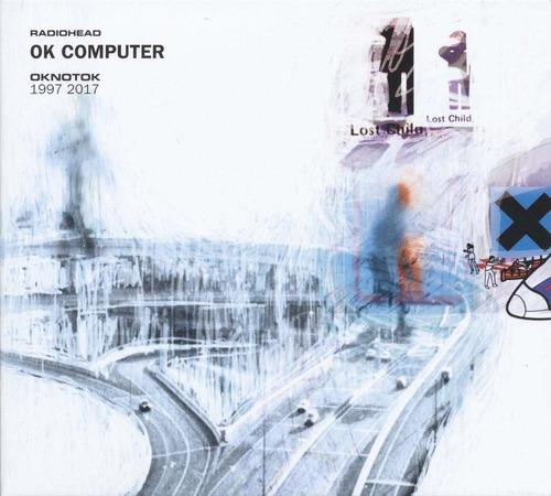 Cd Radiohead Ok Computer Oknotok 1997 2017