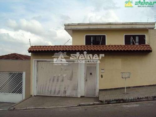 Imagem 1 de 27 de Venda Sobrado 3 Dormitórios Jardim América Guarulhos R$ 690.000,00 - 33428v