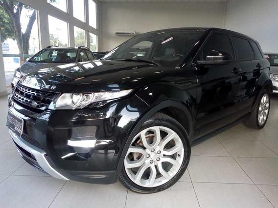 Range Rover Evoque Dynamique 2.0 Autom. 2015