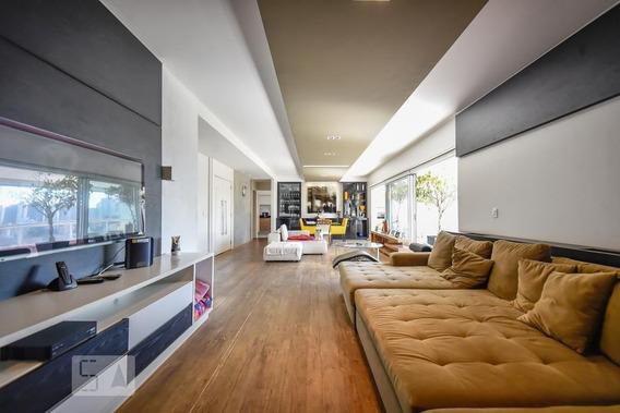 Apartamento No 13º Andar Com 3 Dormitórios E 3 Garagens - Id: 892944231 - 244231
