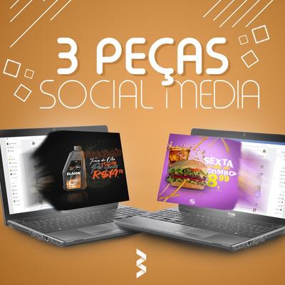 3 Imagens Para Social Media