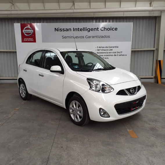 Nissan March Advance Navi Ta 2018