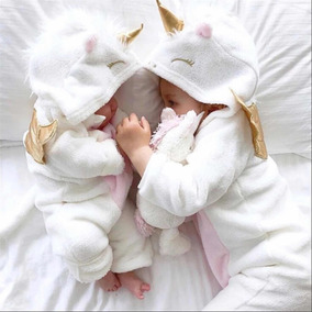 Macacão Bebê Plush Bichos Unicórnio Infantil Menina Barato