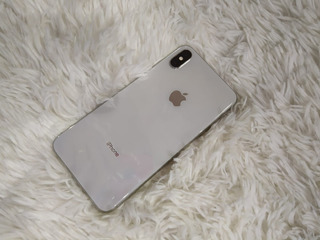 Apple iPhone Xs Max Dual Sim 256 Gb Branco 4 Gb Ram