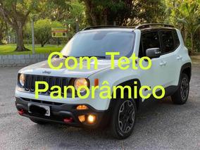 Jeep Renegade 2.0 Trailhawk 4x4 Aut. 2016 Com Teto Solar