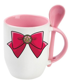 Paquete Sailor Moon (playera, Taza, Cojin, Termo)