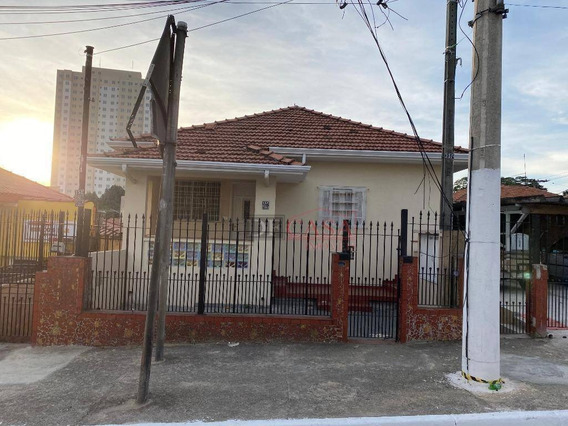 Casa Com 3 Dormitórios Para Alugar, 100 M² Por R$ 1.800,00/mês - Itaquera - São Paulo/sp - Ca0486