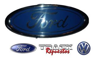 Logo Ovalo Iinsignia Grande Ford F-100 88/95 Alternativo