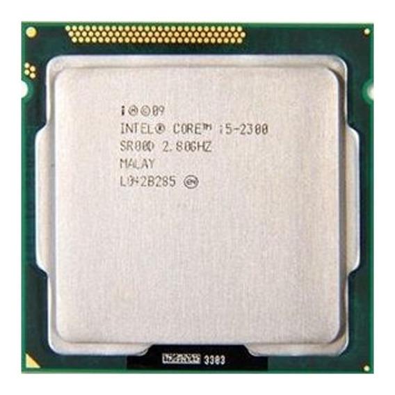 Processador Intel Core I5 2300 Lga 1155 2° Geração + Brinde