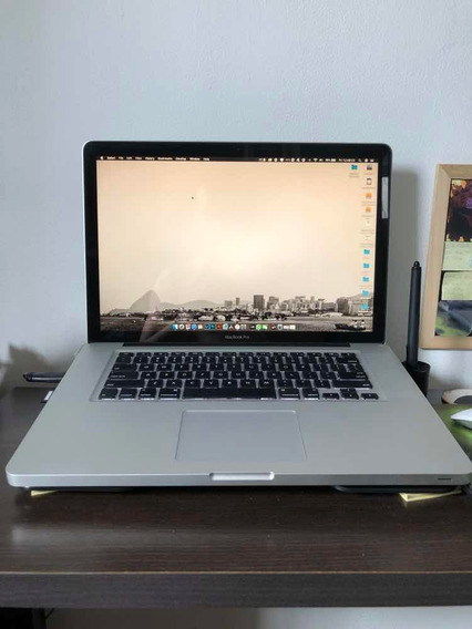Macbook Pro 15 2012 I7 2,3ghz 240gb Ssd 16gb Ram 1600