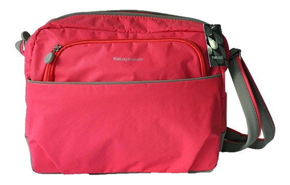 Bolso Bandolera Pvc That Bag Big Punch 662