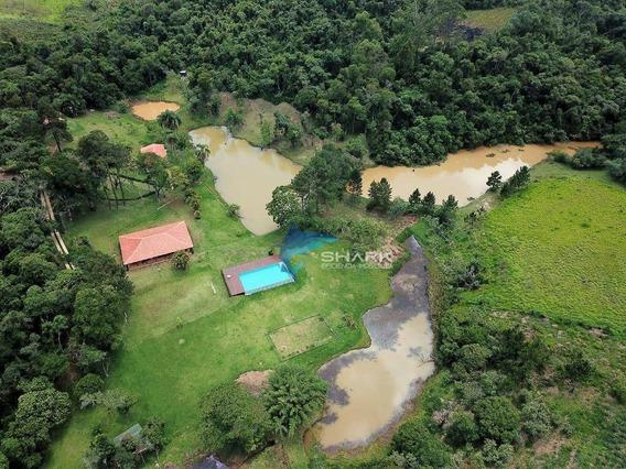 Sítio Com 6 Dormitórios À Venda, 72000 M² Por R$ 1.799.000 - Centro (são Roque) - São Roque/sp - Si0014