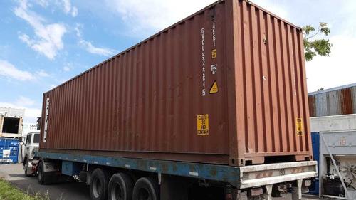Contenedores Marítimos Containers 20'dv Constitución