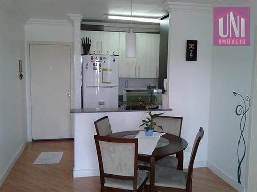 Imagem 1 de 15 de Apartamento  Residencial À Venda, Vila Gonçalves, São Bernardo Do Campo. - Ap0743