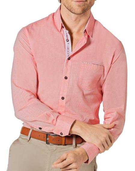 Camisa Hombre Jgl 91592 Envio Gratis Oi19