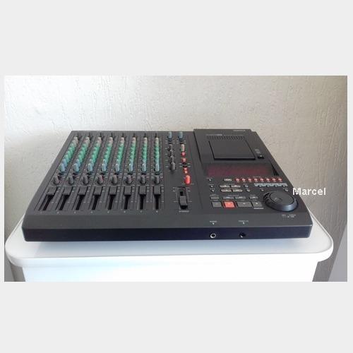Mesa De Som Yamaha Md8