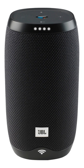 Caixa De Som Jbl Link 10 Bluetooth 16w A Prova De Água Preta