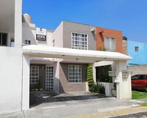 Se Vende Casa En Lerma, Facil Salida A La Cd. De Mexico