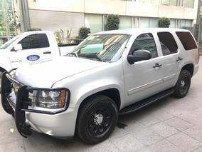 Chevrolet Tahoe Police 2012 Seminueva!! Gran Oportunidad!!