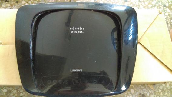 Router Linksys Cisco Wireless N Wrt160n V3