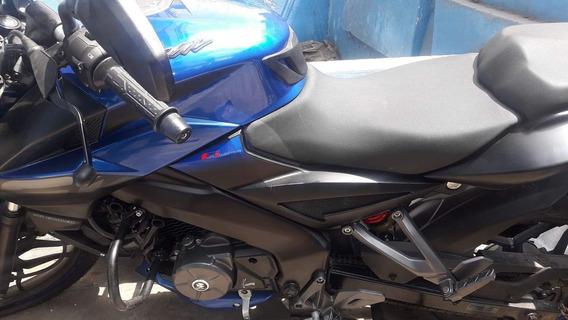 Moto Pulsar 160 Ns Fi -como Nueva Nunca Usada .