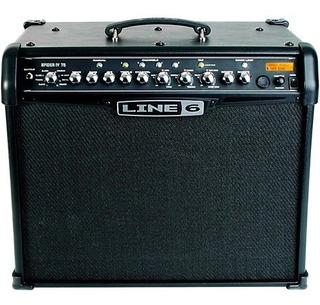 Amplificador Guitarra Line 6 Spider Iv 75watts