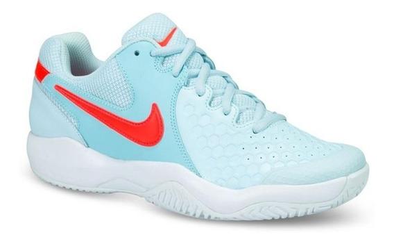 Nuevas!! Zapatillas Tenis Nike Air Zoom Resistance Mujer