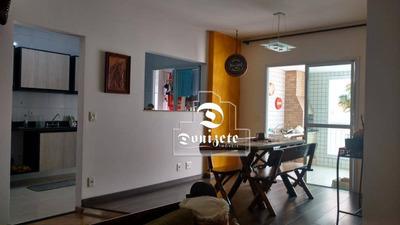 Apartamento Residencial À Venda, Centro, Santo André. - Ap3456