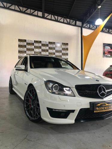 Mercedes-benz Classe C 2012 6.3 Amg 4p