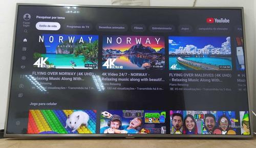 Imagem 1 de 3 de Smart Tv LG 55 4k (55uh6500)