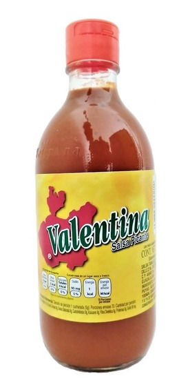 Salsa Valentina Etiqueta Amarilla 350ml