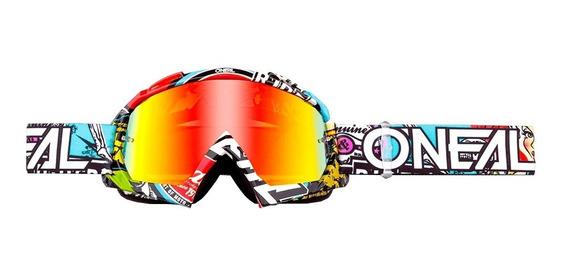 Antiparra Motocross Oneal B10 Crank Mx Enduro Atv Mtb Downh