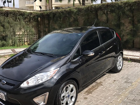 Ford Fiesta 1.6 Se 2012/2013 Top De Linha - 2013