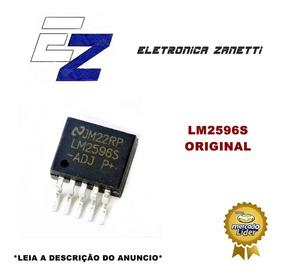Lm2596s Circuito Integrado Smd - Adj P+ Frete C.r. R$10,00